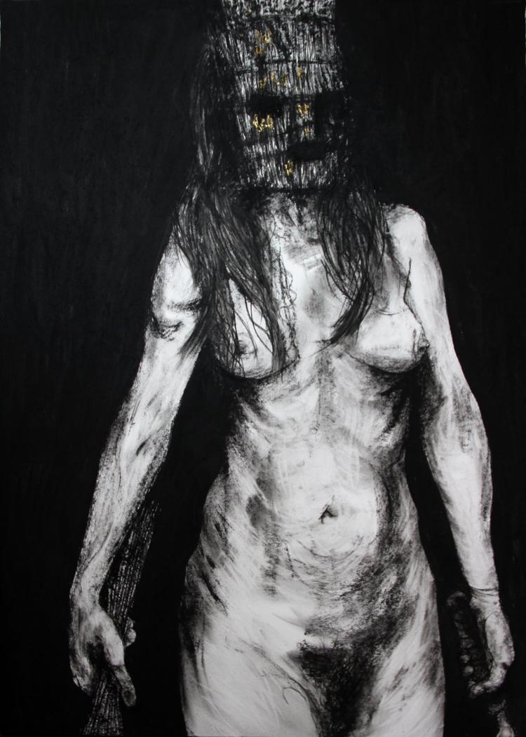 Corn Dark Dreaming № 9) Charcoa - lazcorp | ello