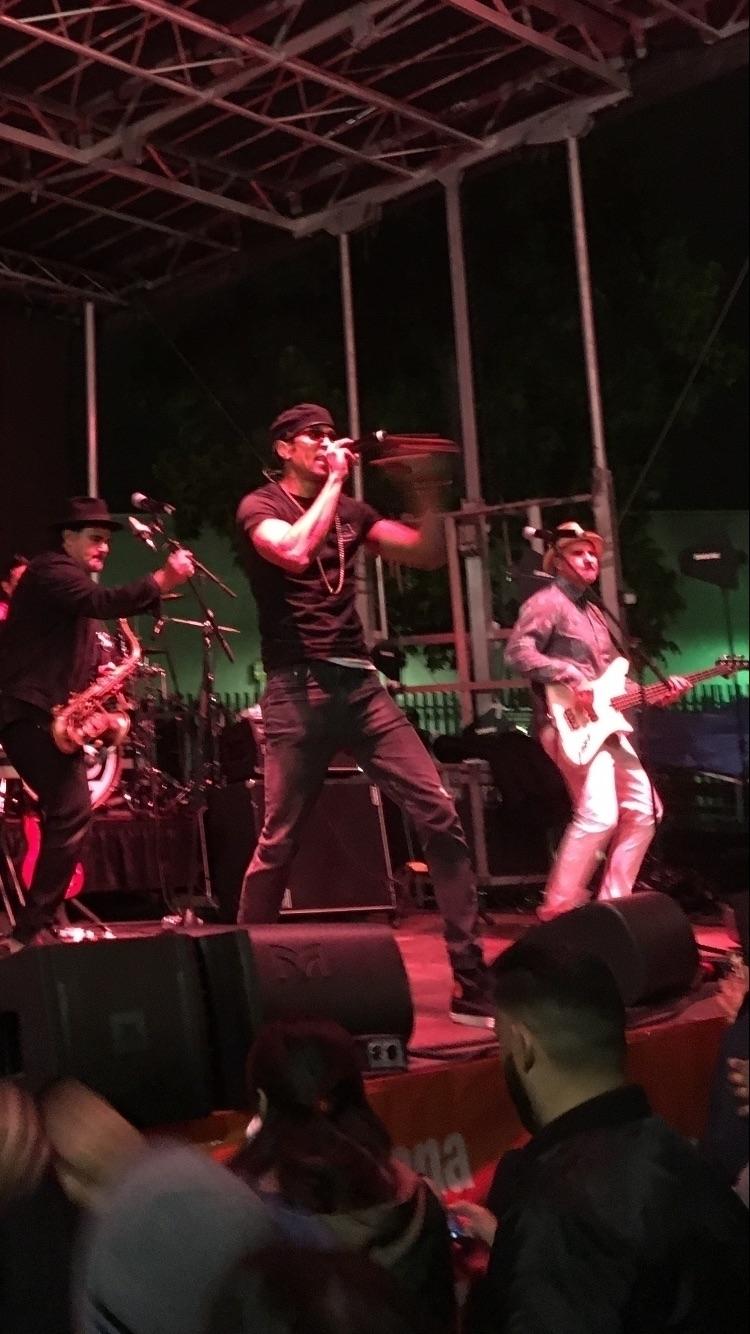Ozomatli performing, South Pasa - nicomartinez | ello