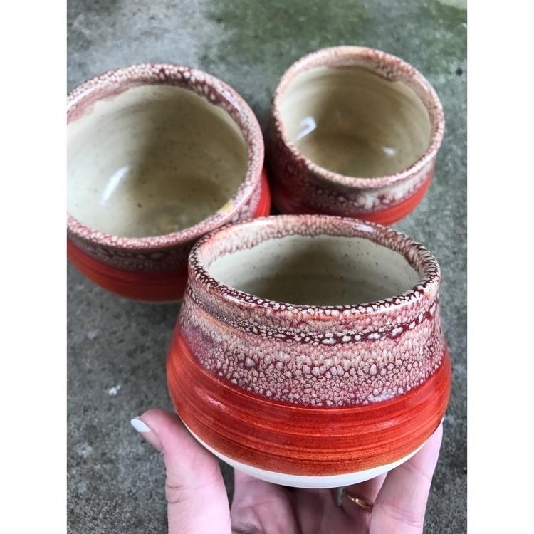 glaze combination thoooo 🤤:hear - muddynature_pottery | ello