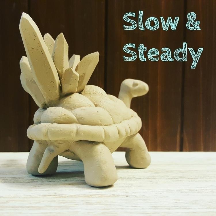 ceramics, porcelain, turtle, tortoise - aurawinworks | ello