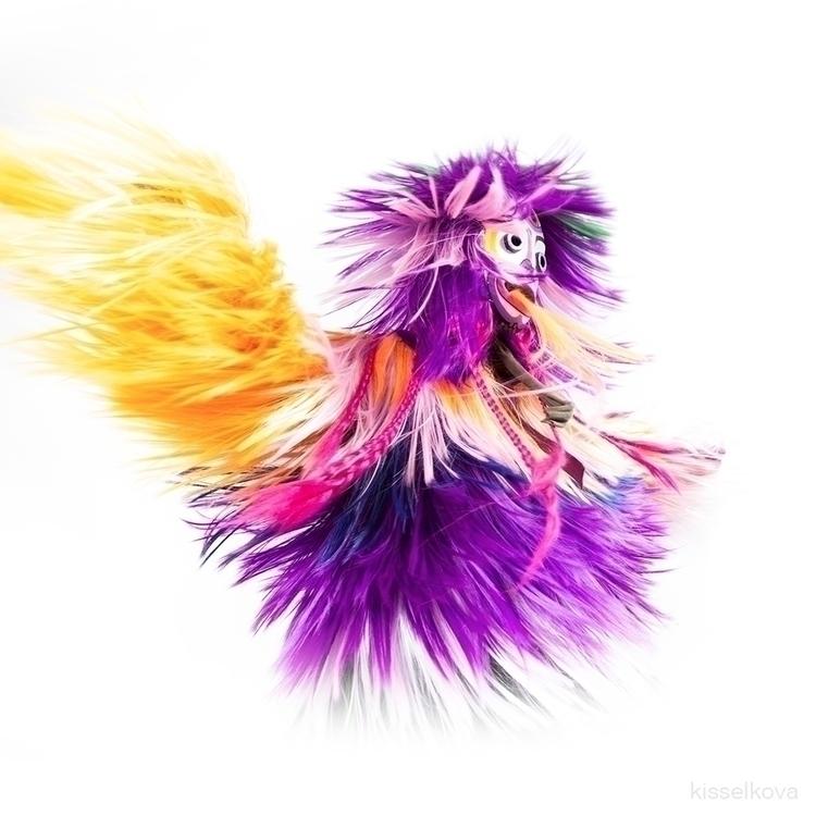 Ello, Hairry dancing monster, S - die_sasha | ello