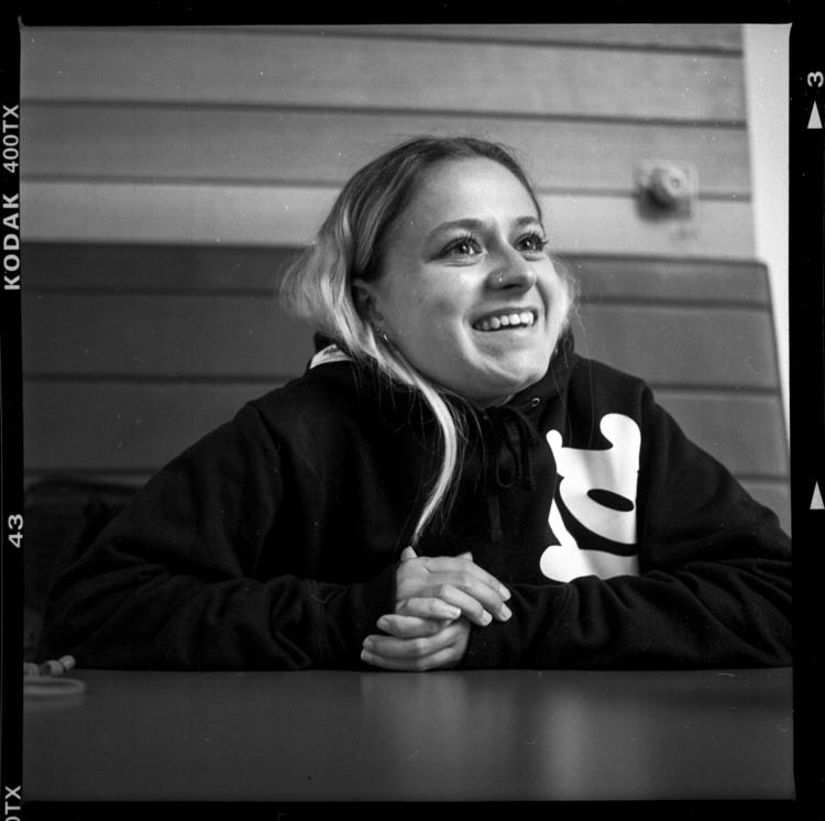 Portraits Aliyah Otchere, inter - vickygrout | ello