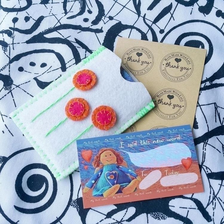 ♡ handmade, packages children l - wordsofbub | ello
