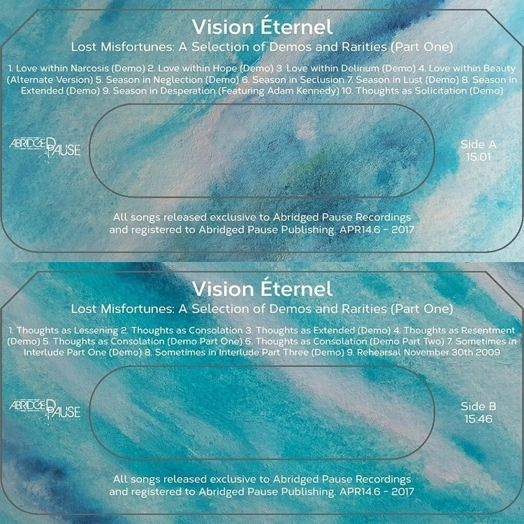 sneak preview upcoming Vision É - visioneternel | ello