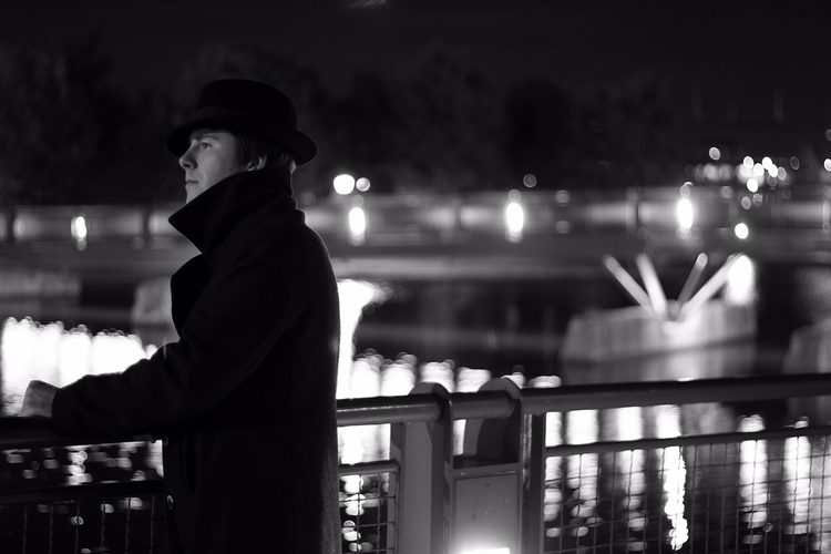 Vision Éternel film noir photo  - visioneternel | ello