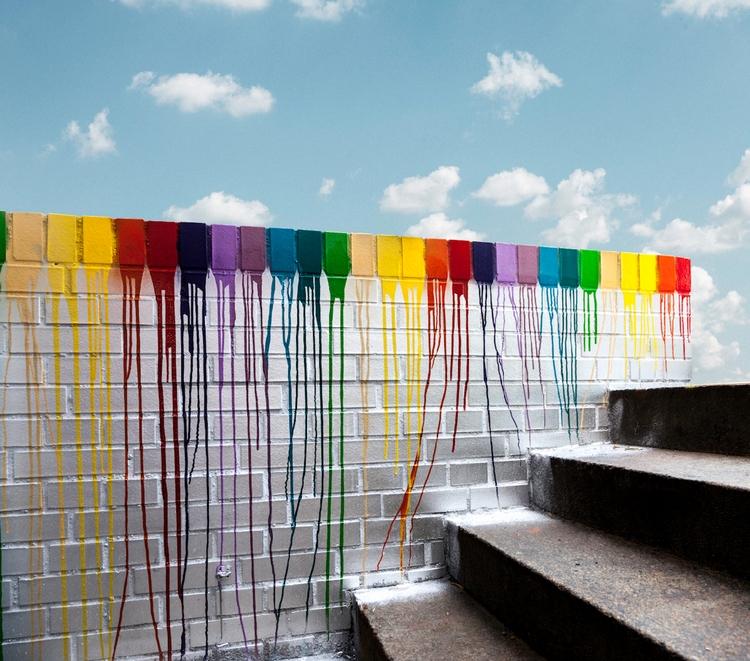 Modern Silver wall Sandro Marti - sandromartini | ello