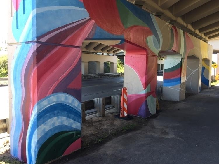 moving - art, painting, mural - markedarts | ello