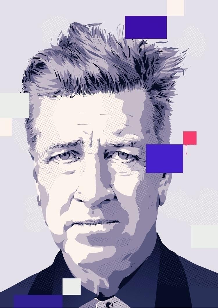 David Lynch awesome Tuesday mor - bramvanhaeren | ello