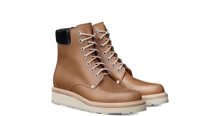 Hermes ankle boots calfskin Lib - 2beornot2be | ello