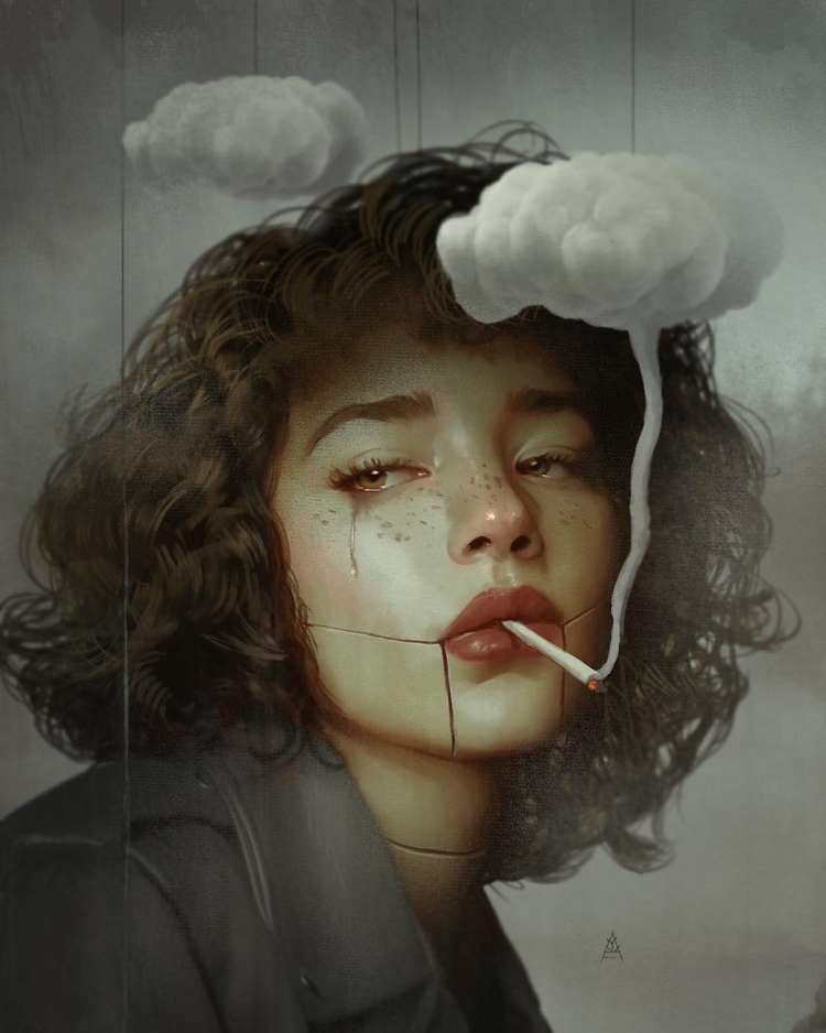 Amazing work super-talent Aykut - wowxwow | ello