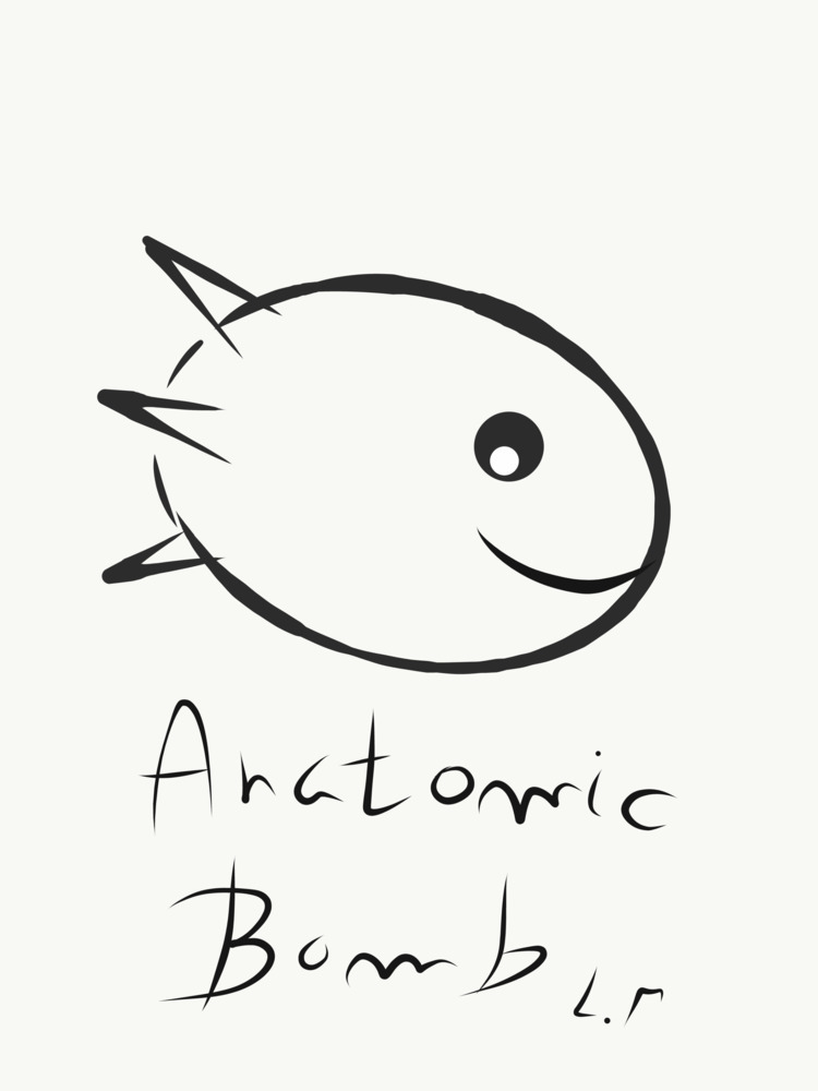 Anatomic Bomb - mywork, myidea, uniqueidea - leonardo7 | ello
