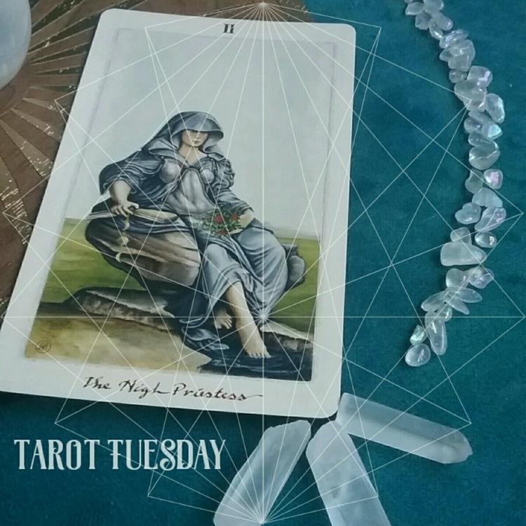 Tarot Tuesday ●●●●●●●●● High Pr - sacredservicereiki | ello