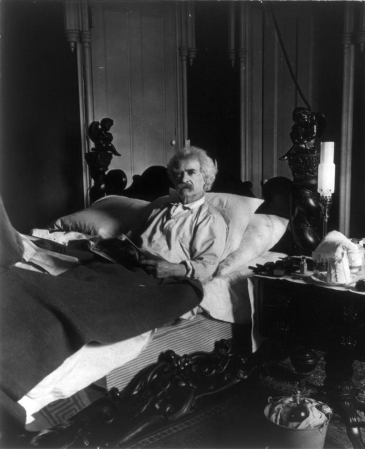 Samuel Clemens favorite writing - milanostphn | ello