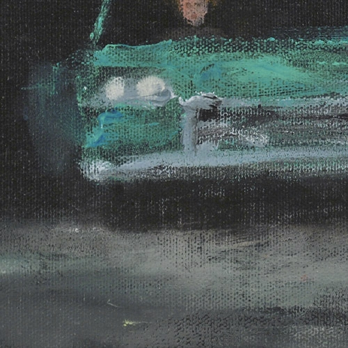 painting! Molly Weird Hair - mollyringwald - joe_bucciano | ello