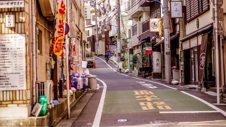 tokyo, shinjuku, japan - kowazis | ello