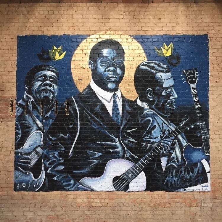 Blue Kings Deep Ellum, TX 2017 - chrisbinghamart | ello