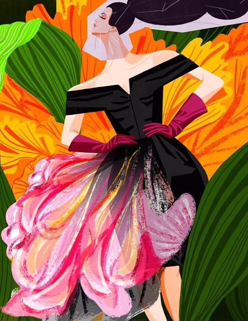 illustrator based LA. website F - decuewu | ello