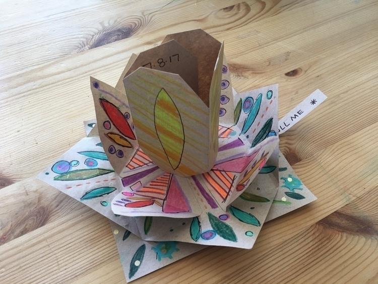 card - laart, thankyoucard, craftsmanship - joeyderuy | ello