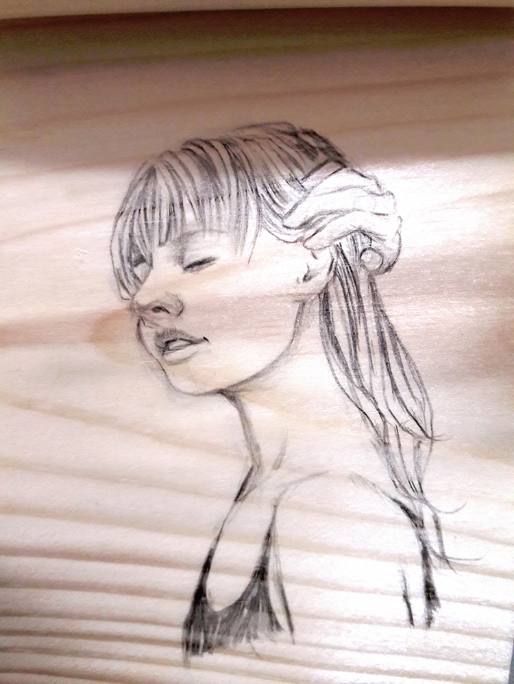 wood grain sketch - doodle, woodgrain - j0eyg1rl | ello