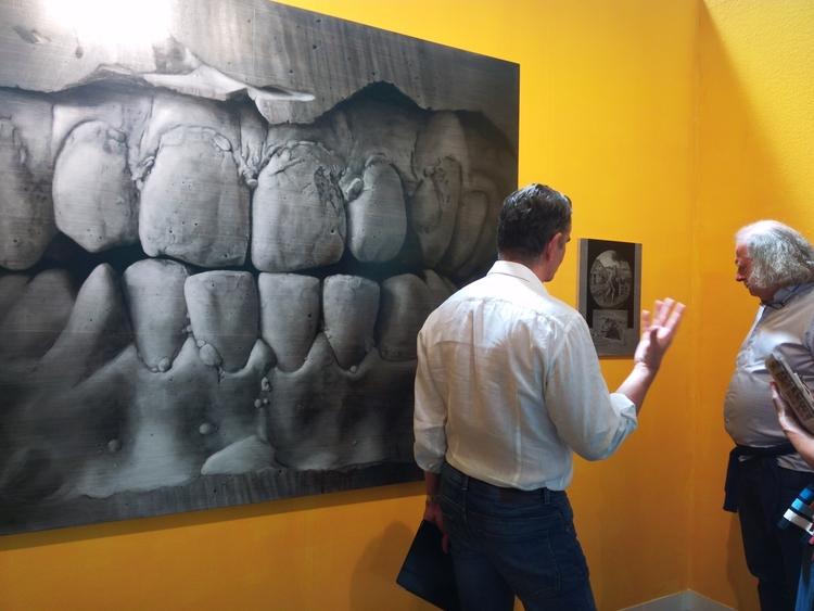 Denture. Photo Michele Paggetta - michele-paggetta | ello