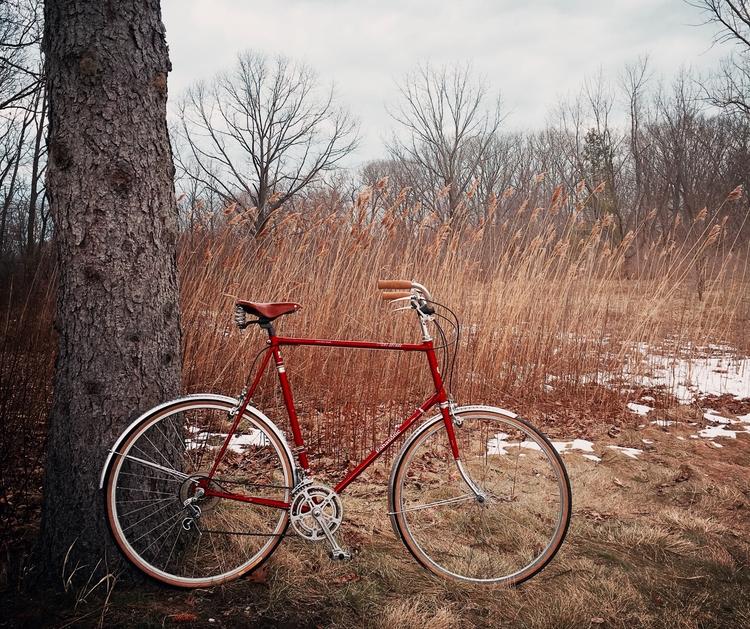 Late Panasonic Road Bike conver - bjornphoto | ello