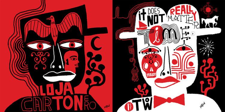 Personal work - art, illustration - n8wn8w   ello