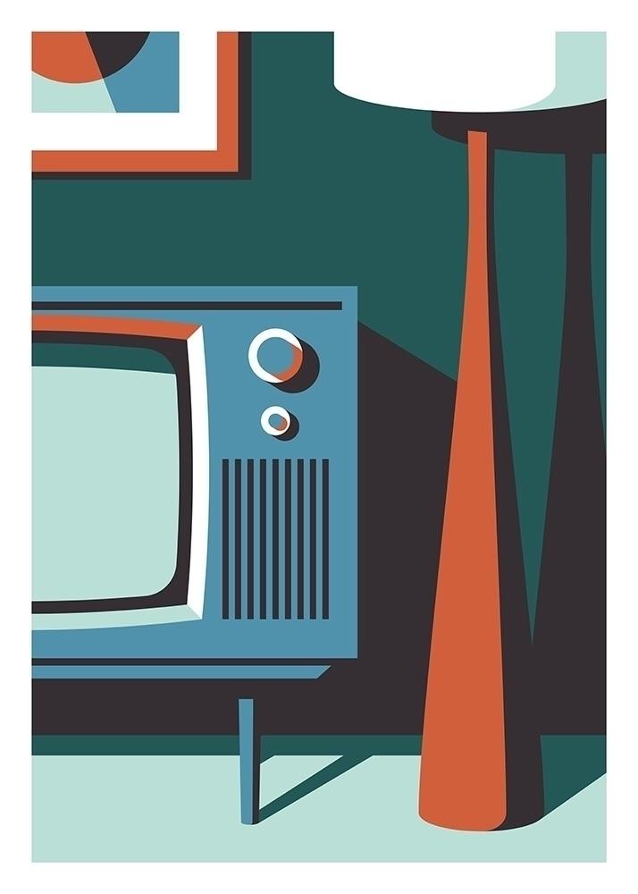 Ritual Jeremy Booth - illustration - jeremybooth | ello