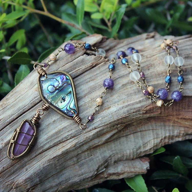 Tuesday, put custom necklace go - moongoddessvibes | ello