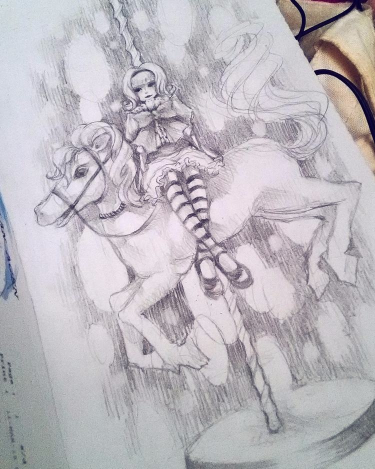 ~ Lone Carousel-ing fun quick s - adelphoia3 | ello