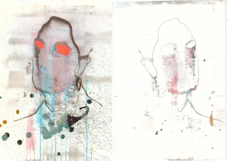 sketchbook pages - robphillipswork | ello