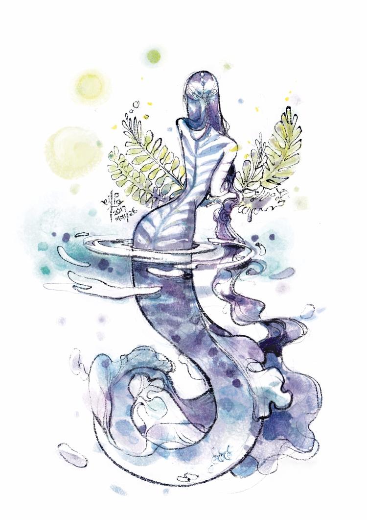 Baby - mermay2017, mermaid, mermay - sillyjellie | ello