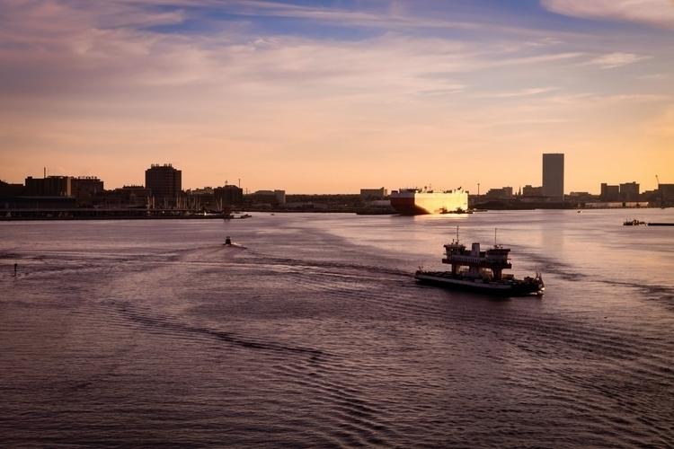 Transit ferry Robert Lanier dep - mattgharvey | ello