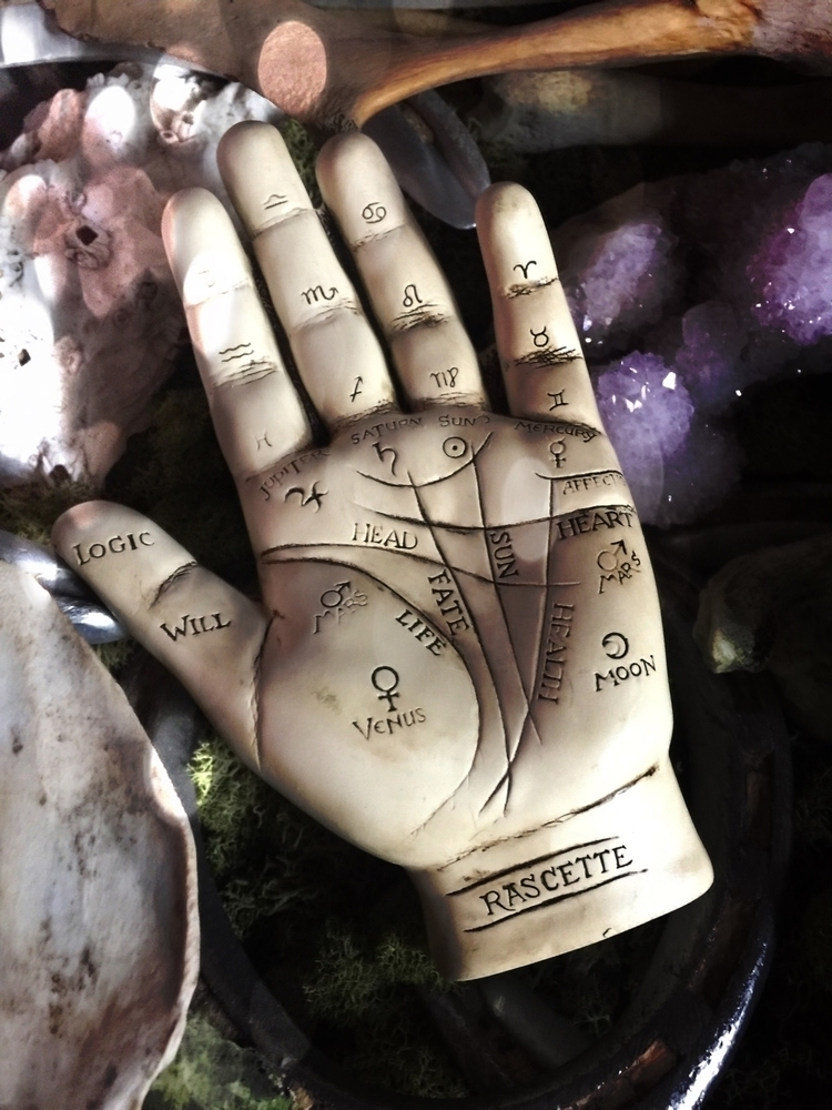 hidden meanings hand? Palmistry - thewitch | ello