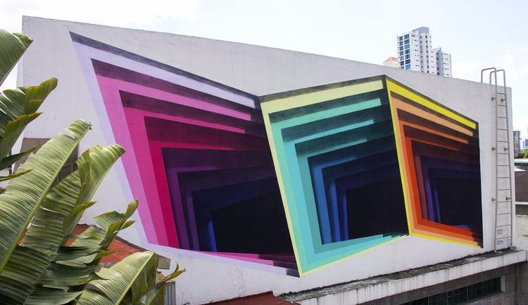German Street Artist 1010 - art - valosalo   ello