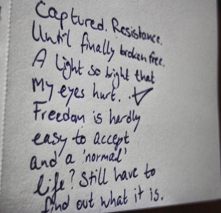 life - writing - victoriainthewoods | ello