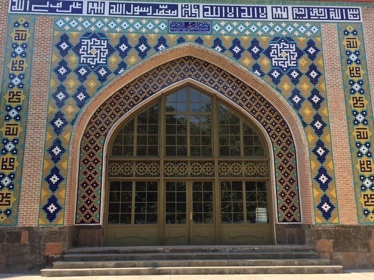 Yerevan - Blue_Mosque, Post, Slemani - mohammed_d_hama | ello