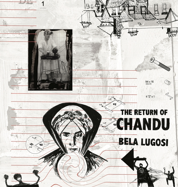 Sketchbook page - drawing, collage - lukeman1977 | ello