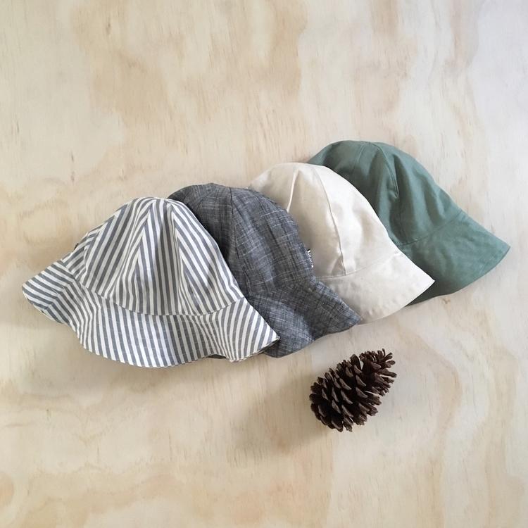 Sun Hats Wednesday rawthreadsfo - raw_threadsforkids | ello