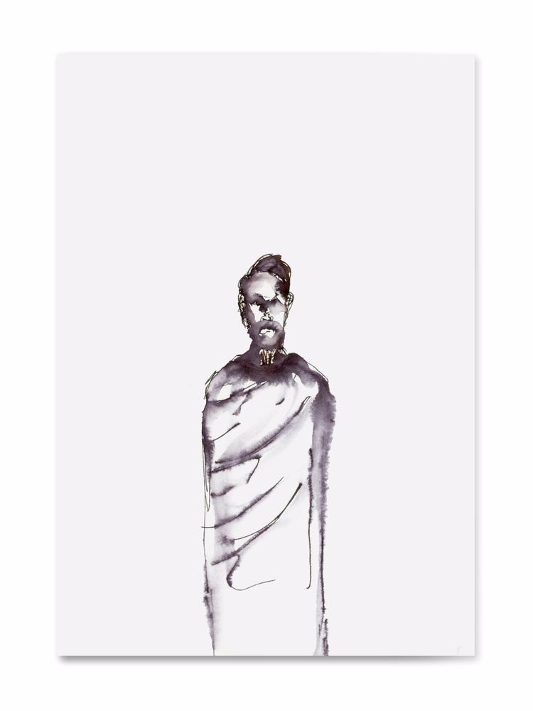 Wrapped - sketch,, penink,, art, - 100realpeople | ello
