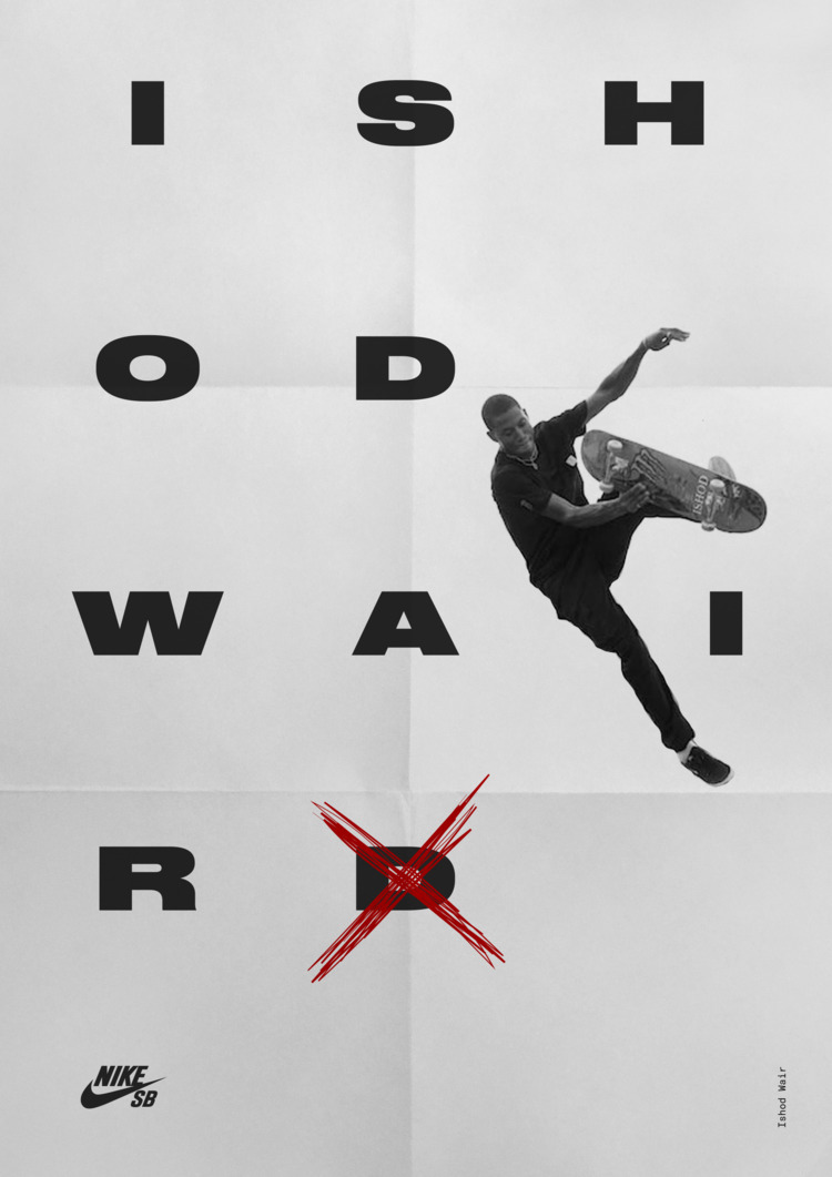 Ishod Wair. Nike SB - luiscoderque | ello