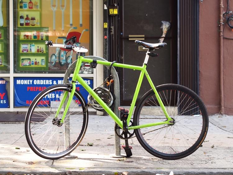 Neon Lime - NYCsteelponies, Redhook - nycsteelponies | ello