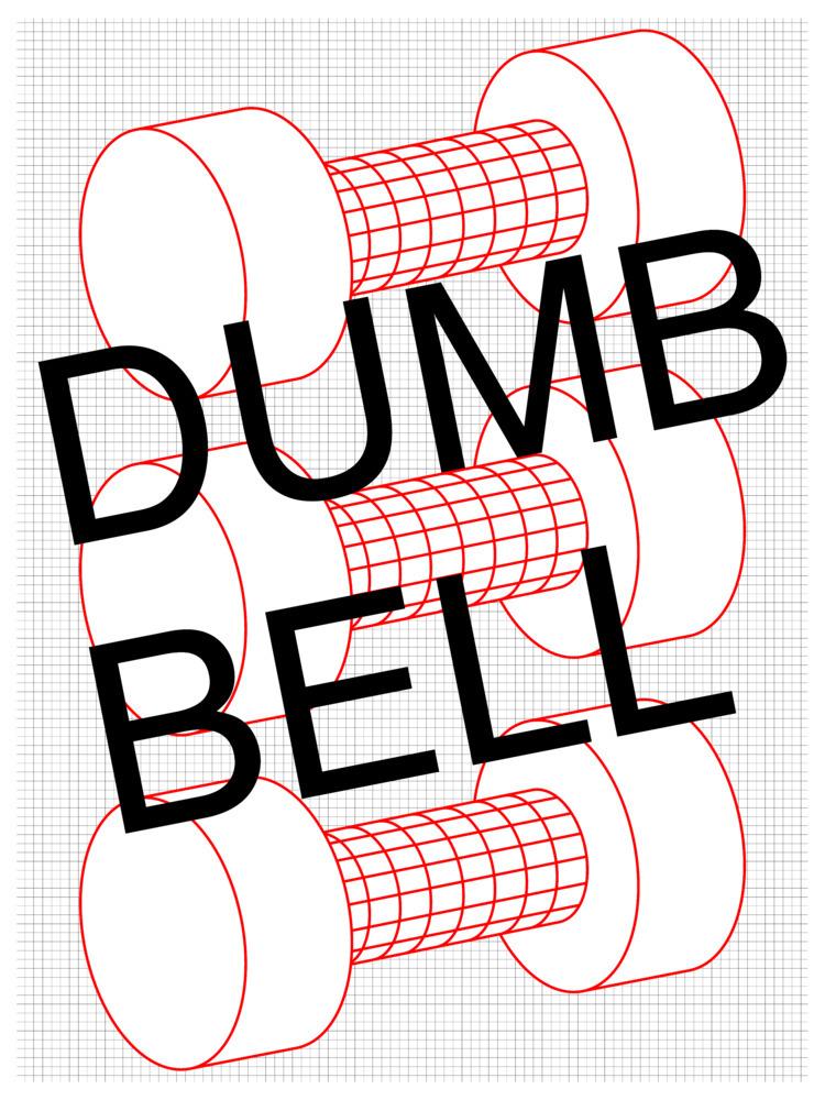 DUMB BELL floating head give re - uinnseann | ello