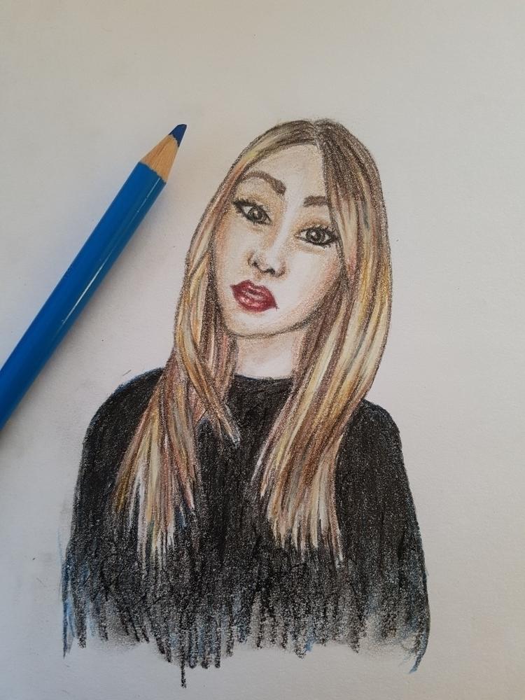 dailydoodle, drawing, sketch - theceline | ello