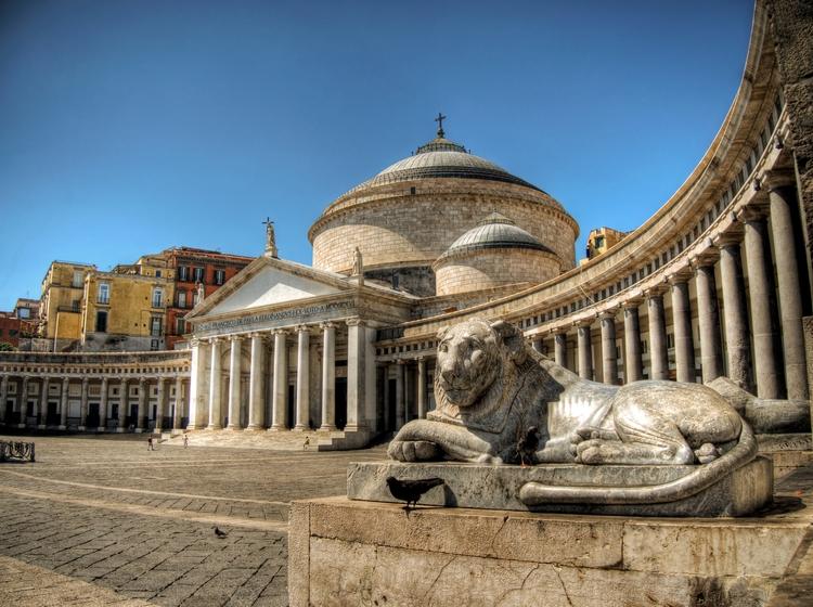 Lion Naples - lions attendant p - neilhoward   ello