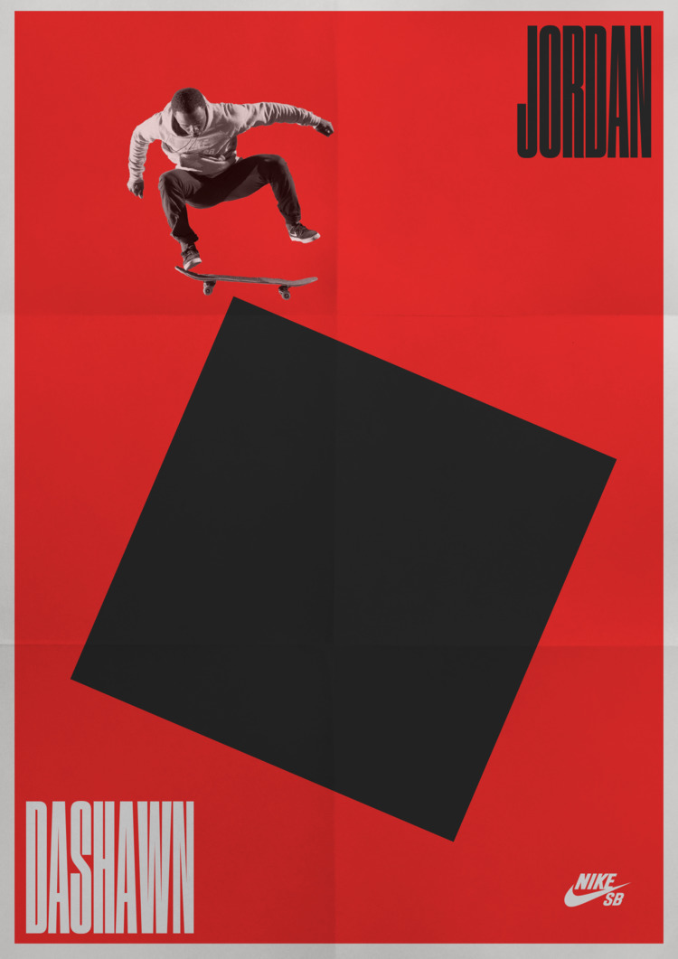 Jordan Dashawn. Nike SB - luiscoderque | ello