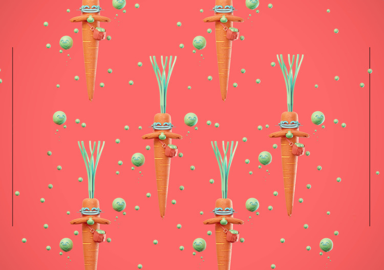 Peas Carrots - food, tasty, peas - rothwelljack | ello