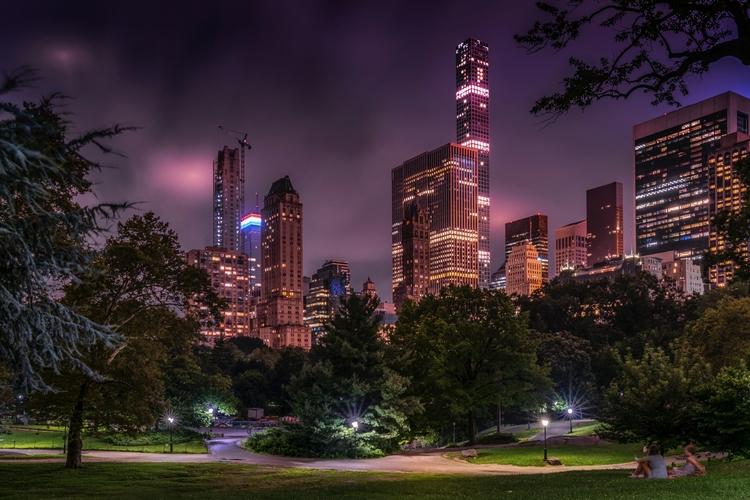 Central Park South park close m - rickschwartz | ello