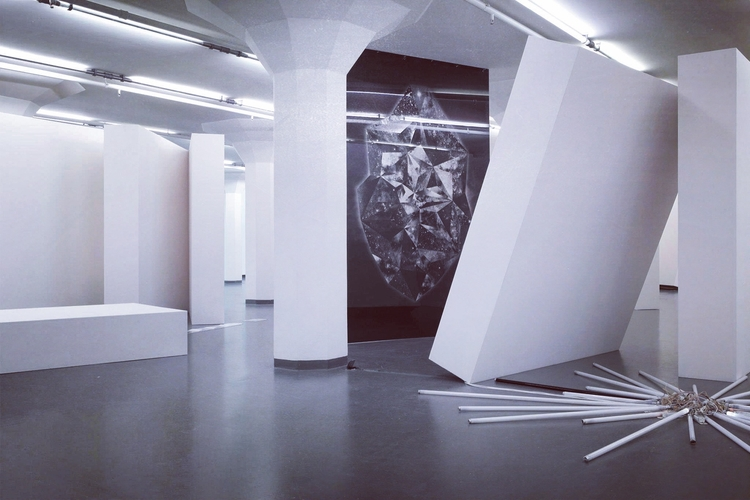 - 'Dark Matter', installation d - studiofiacielen | ello