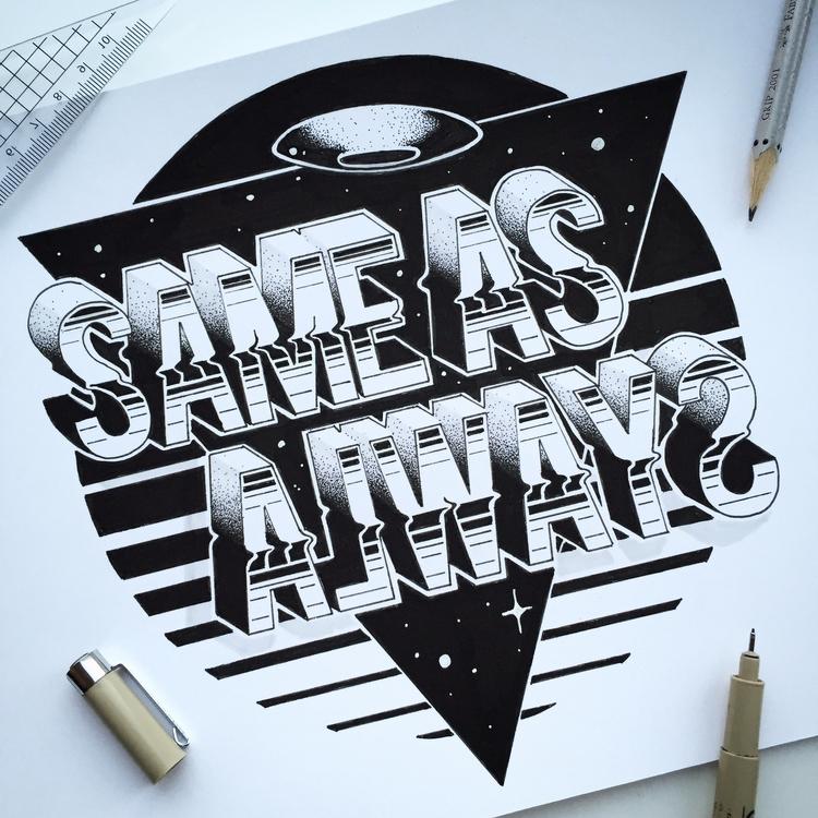 Typography Christa - creativedebuts - creativedebuts | ello