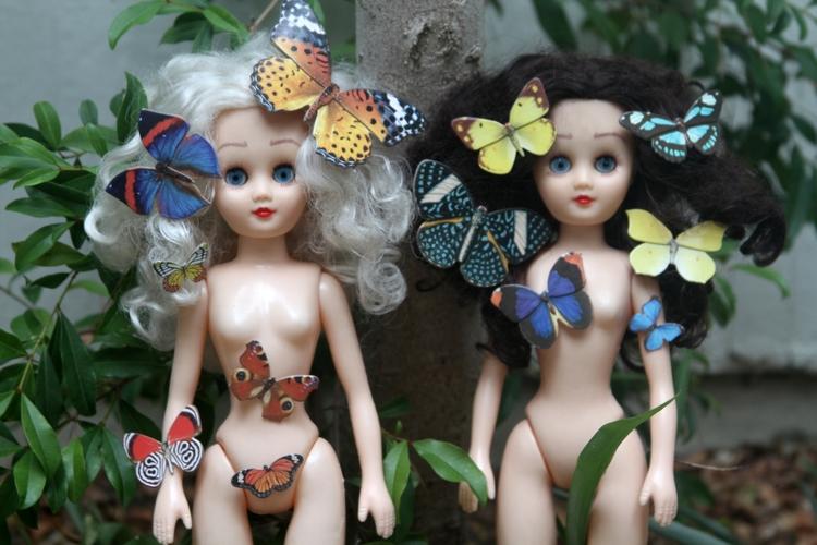 Butterflies, Santa Monica, CA - jubsie | ello